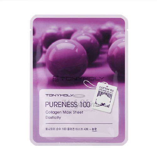 Pureness 100 Collagen Mask Sheet Tony Moly отзывы