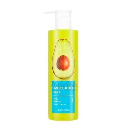 Увлажняющий гель для душа Holika Holika, Avocado Body Cleanser, Южная Корея  - Купить