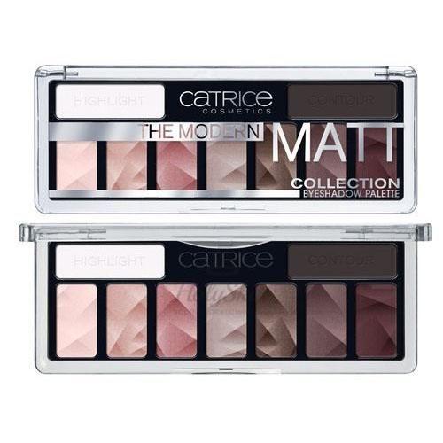 Купить Палетка теней Catrice, The Modern Matt Collection Eyeshadow Palette, Германия