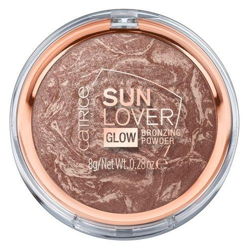 Пудра-бронзатор Catrice — Sun Lover Glow Bronzing Powder