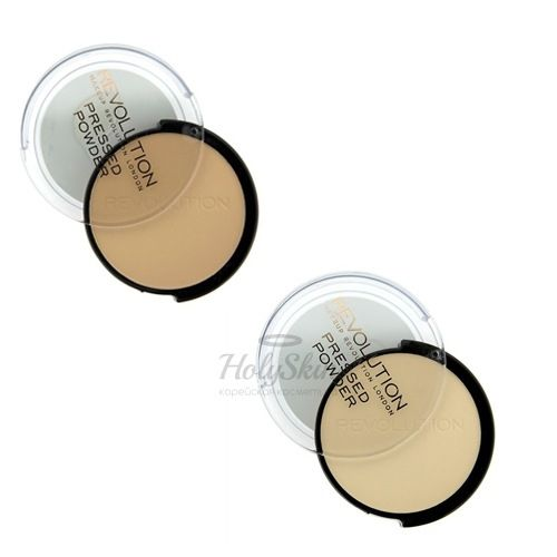 Купить Пудра для лица MakeUp Revolution, Makeup Revolution Pressed Powder, США