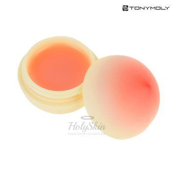 Mini Peach Balm description