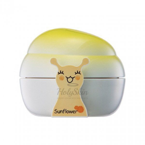 Snail Trio No.1 Sun Flower The Saem отзывы