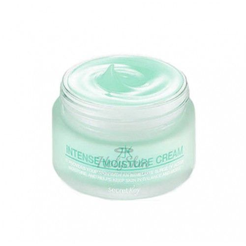 Intense Moisture Cream Combination to Oily Secret Key отзывы