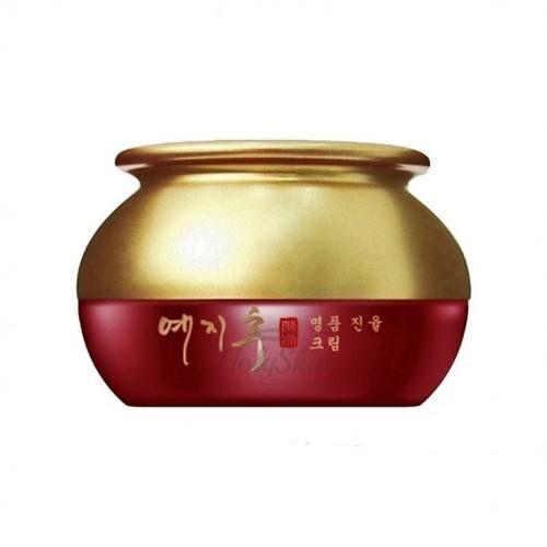 Омолаживающий крем с красным женьшенем Bergamo Yezihu Cream фото