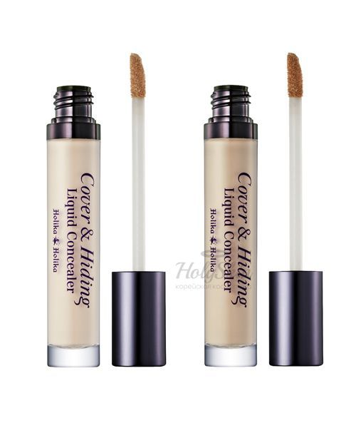 Cover & Hiding Liquid Concealer Holika Holika отзывы