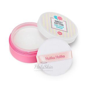 Sweet Cotton Pore Cover Powder Holika Holika купить