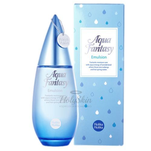 Aqua Fantasy Emulsion Holika Holika