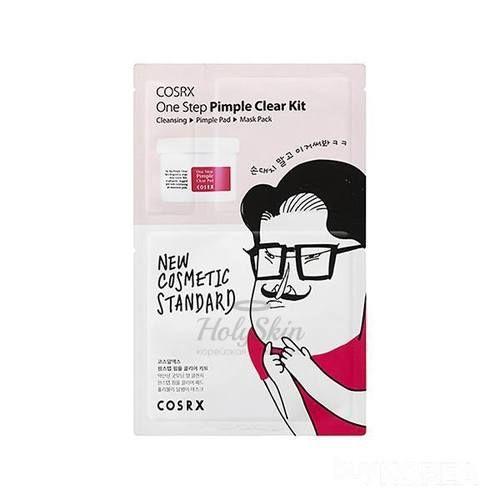 Купить Набор для очищения кожи CosRX, One Step Original Clear Kit, Южная Корея