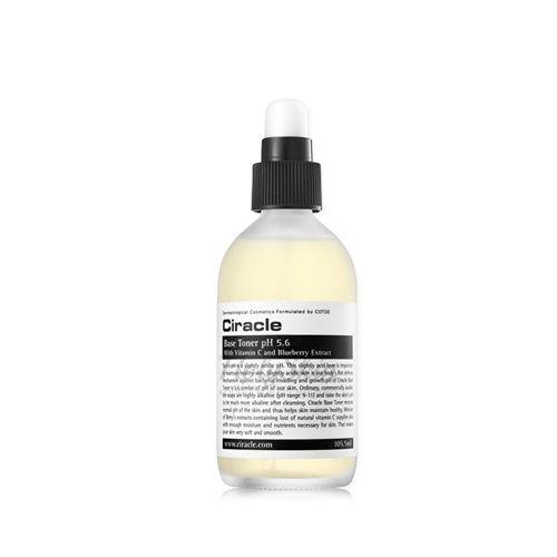 Базовый тонер для лица Ciracle — Base Toner pH 5.6