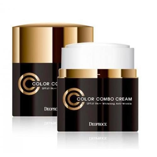CC крем для лица Deoproce Color Combo Cream фото