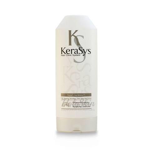 Купить Оздоравливающий кондиционер Kerasys, Hair Clinic System Revitalizing Conditioner 180ml, Южная Корея