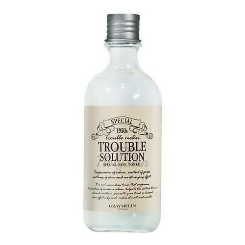 Купить Тонер для чувствительной и проблемной кожи Graymelin, Trouble Solution Special Toner, Южная Корея