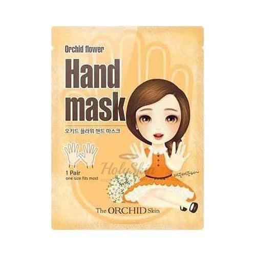 Купить Тканевая маска-перчатки для рук The Orchid Skin, The Orchid Skin Hand Mask Sheet, Южная Корея