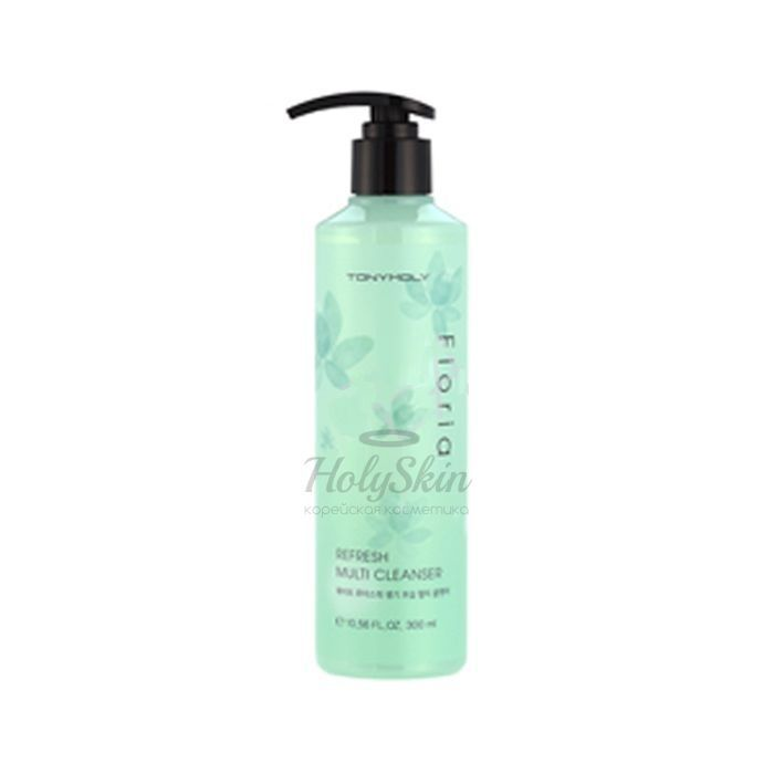 Floria Refresh Multi Cleanser description