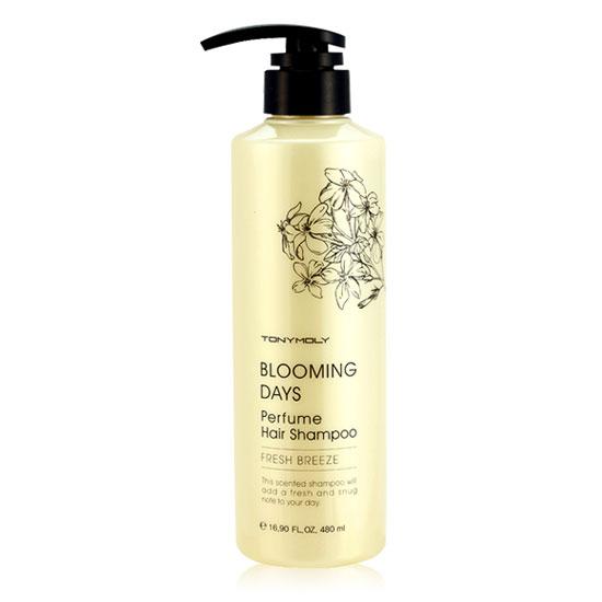 Цветочный шампунь Tony Moly Blooming Days Perfume Hair Shampoo