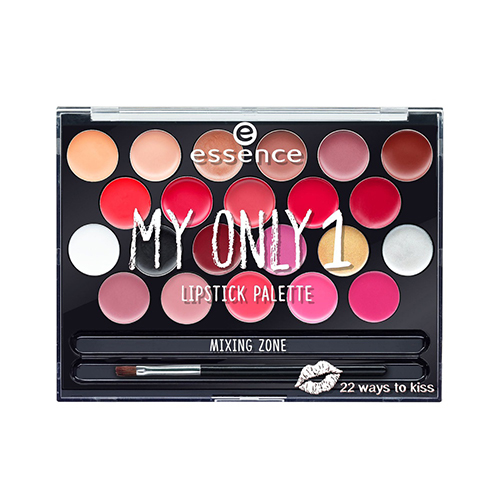 Палетка губных помад Essence My Only One Lipstick Palette sitemap 249 xml