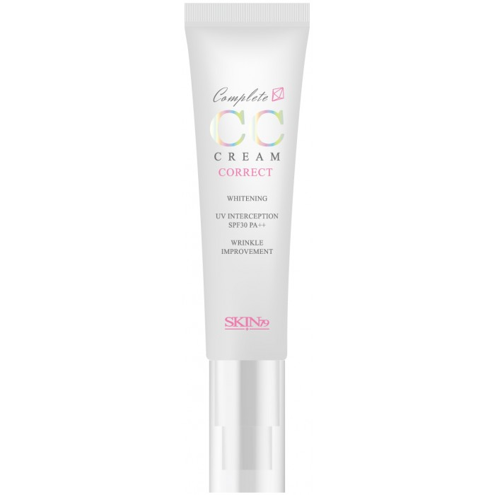 Корректирующий CC крем Skin79 Complete CC Cream Correct