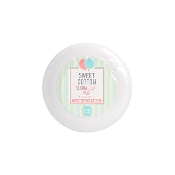 Holika Holika Sweet Cotton Sebum Clear Pact