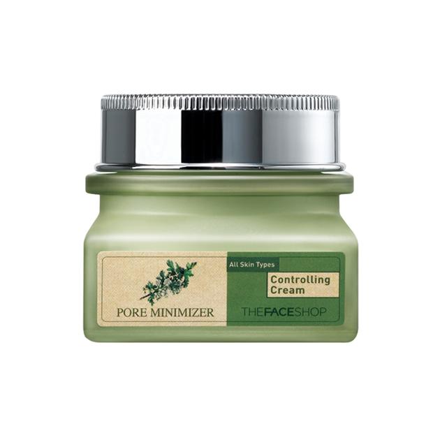 крем для сужения пор The Face Shop Pore Minimizer Controlling Cream