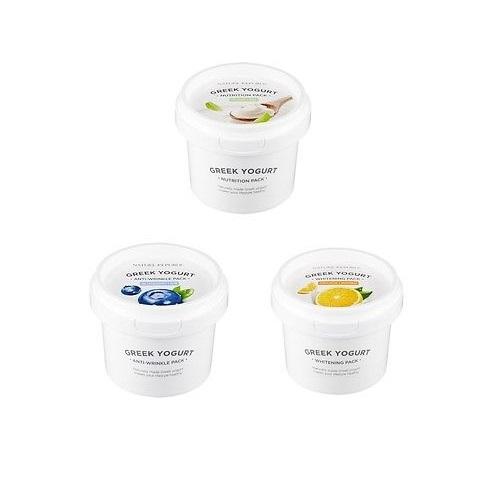 Маска для лица Nature Republic Greek Yogurt Pack nature republic honey