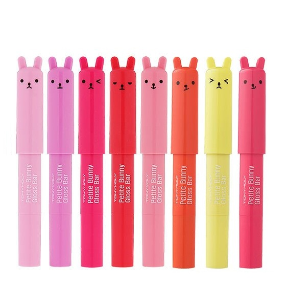 Бальзам-блеск Tony Moly Petit Bunny Gloss Bar блеск для губ tony moly fruit princess gloss цвет 03 mangosteen princess variant hex name f27093