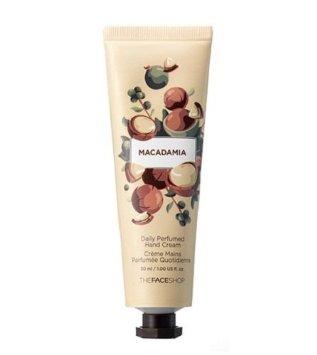 крем для рук The Face Shop Daily Perfumed Hand Cream Macadamia