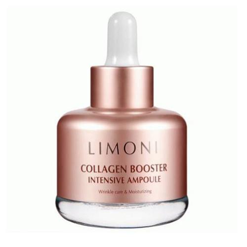 Антивозрастная сыворотка с коллагеном Limoni Collagen Booster Intensive Ampoule сыворотка limoni intensive ampoule