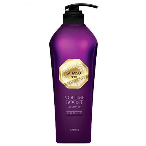 Шампунь для объема волос La Miso La Miso Volume Boost Shampoo шампунь с вытяжкой из женьшеня la miso la miso red ginseng shampoo