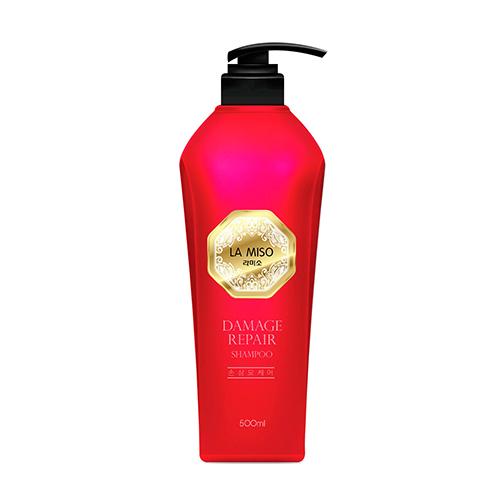 Шампунь для поврежденных волос La Miso La Miso Damage Repair Shampoo шампунь с вытяжкой из женьшеня la miso la miso red ginseng shampoo