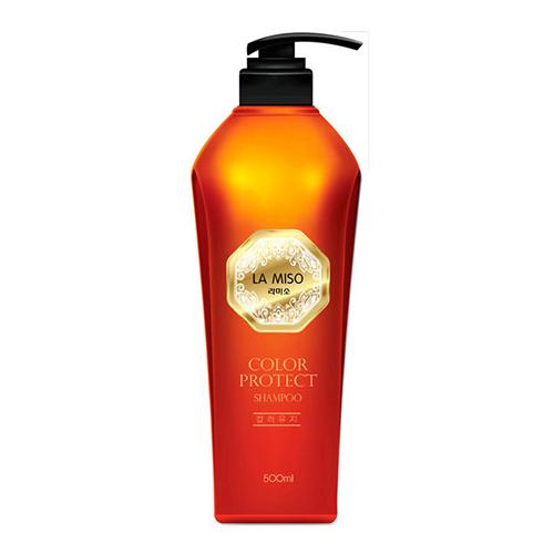 Шампунь для окрашенных волос La Miso La Miso Color Protect Shampoo шампунь с вытяжкой из женьшеня la miso la miso red ginseng shampoo