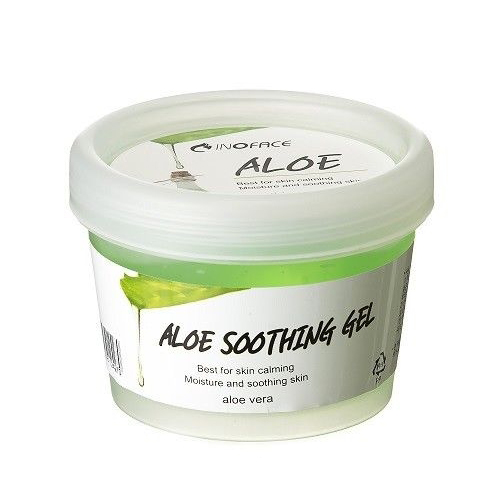 Универсальный гель с алое Inoface Aloe Soothing Gel гель tony moly the chok chok green tea essential soothing gel объем 200 мл