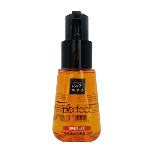 Сыворотка-масло для поврежденных и тонких волос Mise En Scene Perfect Serum Original 70ml maybelline 70ml