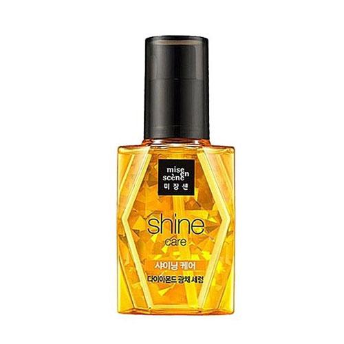 Сыворотка для блеска волос Mise En Scene Shine Care Diamond Serum 70ml maybelline 70ml