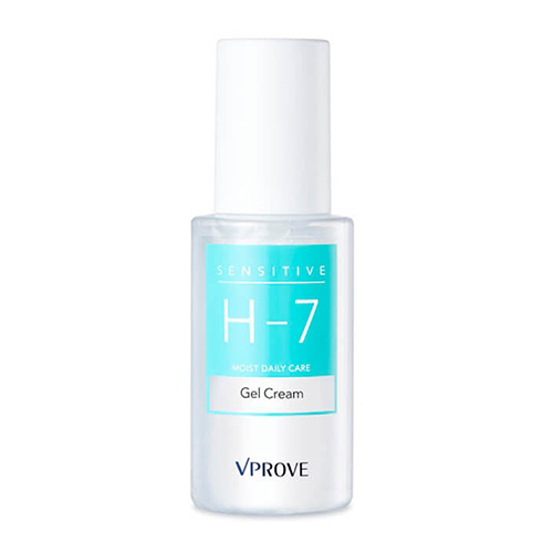 Гель-крем для гиперчувствительной кожи лица Vprove Sensitive H-7 Moist Daily Care Gel Cream moist