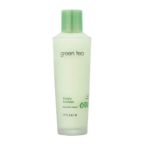Увлажняющая эмульсия для лица It's Skin Green Tea Watery Emulsion успокаивающая эмульсия для проблемной кожи it s skin clinical solution ac emulsion