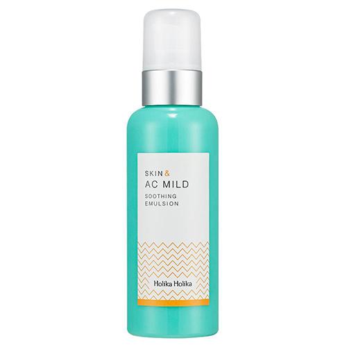 Эмульсия для чувствительной кожи Holika Holika Skin and AC Mild Soothing Emulsion успокаивающая эмульсия для проблемной кожи it s skin clinical solution ac emulsion