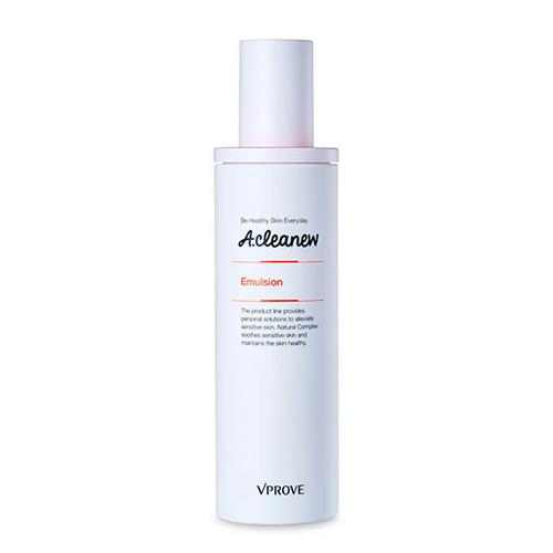 Успокаивающая эмульсия для проблемной кожи Vprove A-cleanew Emulsion vprove эмульсиядлялицаa cleanew увлажняющая 180 мл