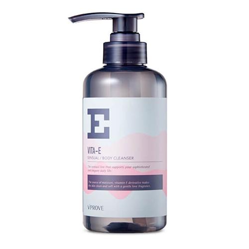 Очищающий гель для душа Vprove Vita E Sensual Body Cleanser очищающий гель для душа с цветочным ароматом vprove vita e sensual body cleanser