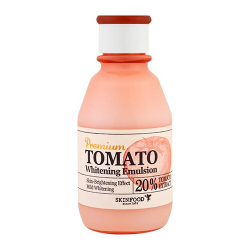 Осветляющая эмульсия SKINFOOD Premium Tomato Whitening Emulsion эмульсия skinfood premium lettuce