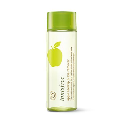 Средство для снятия макияжа с экстрактом яблока Innisfree Apple Seed Lip and Eye Remover hag seed