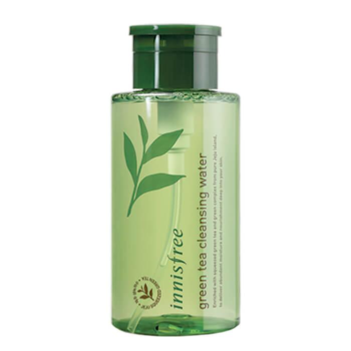 Очищающая вода с экстрактом зеленого чая Innisfree Innisfree Green Tea Cleansing Water вода skin79 micro cleansing water 200 мл