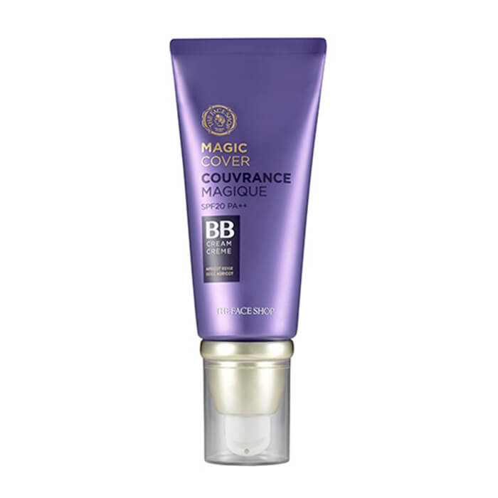 Универсальный BB крем The Face Shop  It Magic Cover  Cream