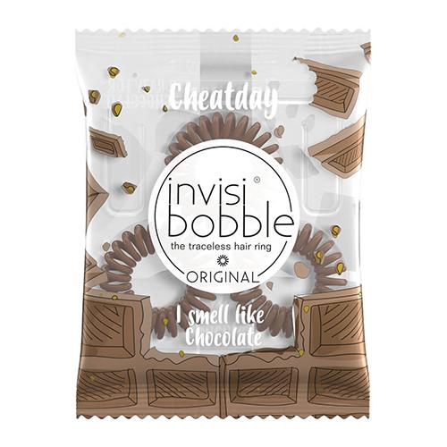 Набор ароматизированных резинок для волос шоколад Invisibobble Cheat Day Crazy For Chocolate