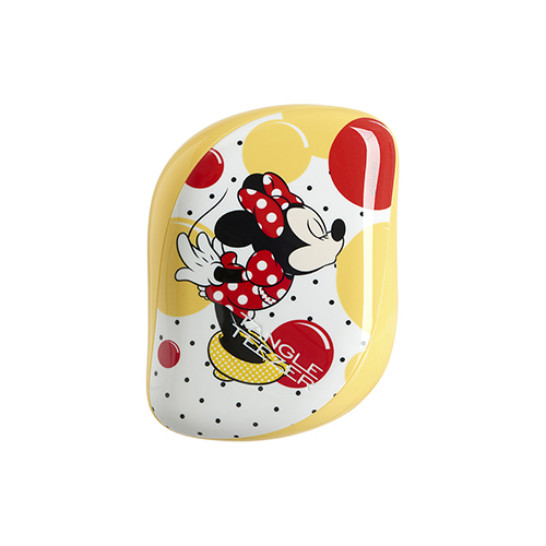 Расческа для волос с Мини Маус желтая Tangle Teezer Tangle Teezer Compact Styler Minnie Mouse Sunshine Yellow расческа tangle teezer compact styler hello kitty pink 1 шт