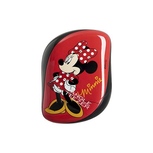 Расческа для волос с Мини Маус Tangle Teezer Tangle Teezer Compact Styler Minnie Mouse Rosy Red расческа tangle teezer compact styler hello kitty pink 1 шт