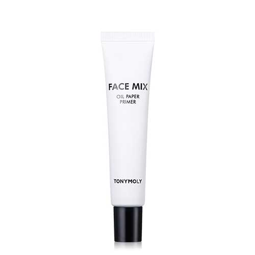 Праймер для жирной кожи Tony Moly Face Mix Oil Paper Primer маска tony moly тканевые маски pureness 100 mask sheet tony moly