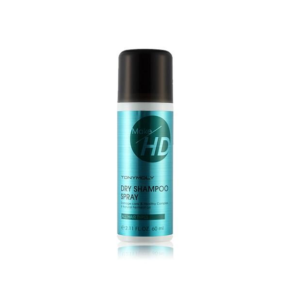Сухой шампунь Tony Moly Make HD Dry Shampoo маска tony moly make hd argan rose treatment hair steam pack 1 шт