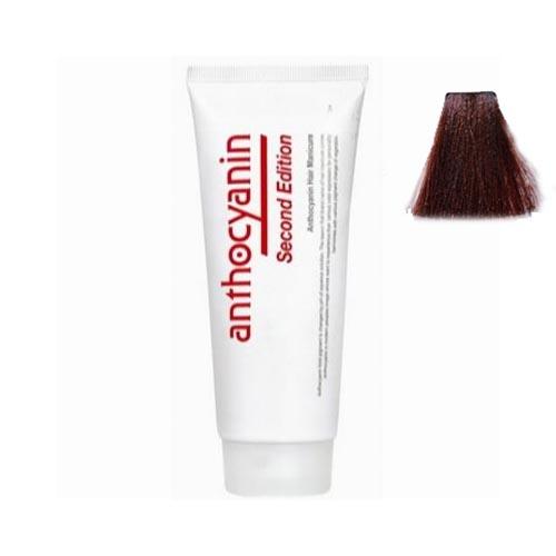 Краска для волос с эффектом биоламинирования Anthocyanin Anthocyanin W05 Mink Brown 230g mink keer 16 m