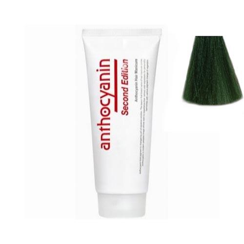 Краска для волос с эффектом биоламинирования Anthocyanin Anthocyanin G01 Green Tomato 230g the tomato pie tomato pie